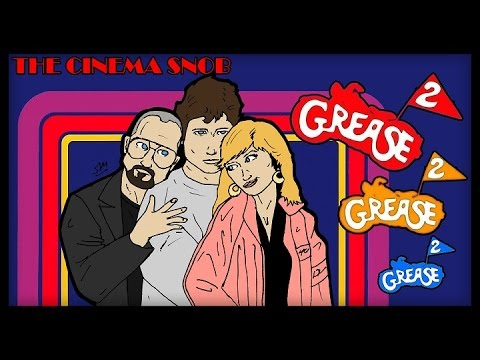 The Cinema Snob: GREASE 2