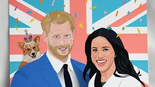 Quirky souvenirs for royal wedding of Prince Harry and Meghan thumbnail