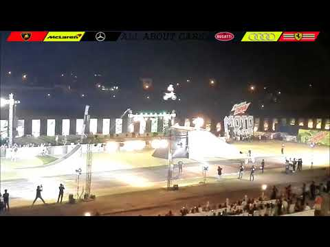 Dew Moto Extreme Biggest Stunt Show Lahore