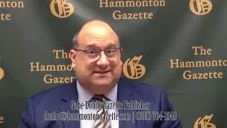 060121 Gazette News Briefs brought to you by The Hammonton Gazette
