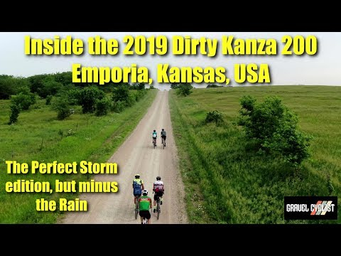 Inside the 2019 Dirty Kanza 200 - The Perfect Storm Edition, but Minus the Rain