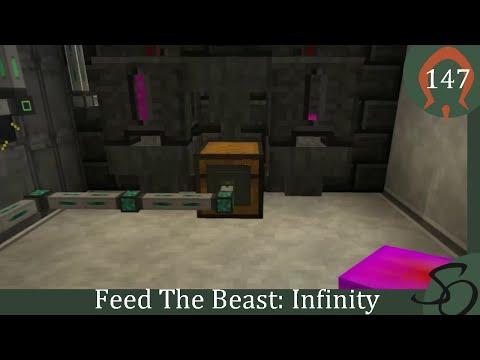 FTB Infinity - E147: Processing Ludicrite