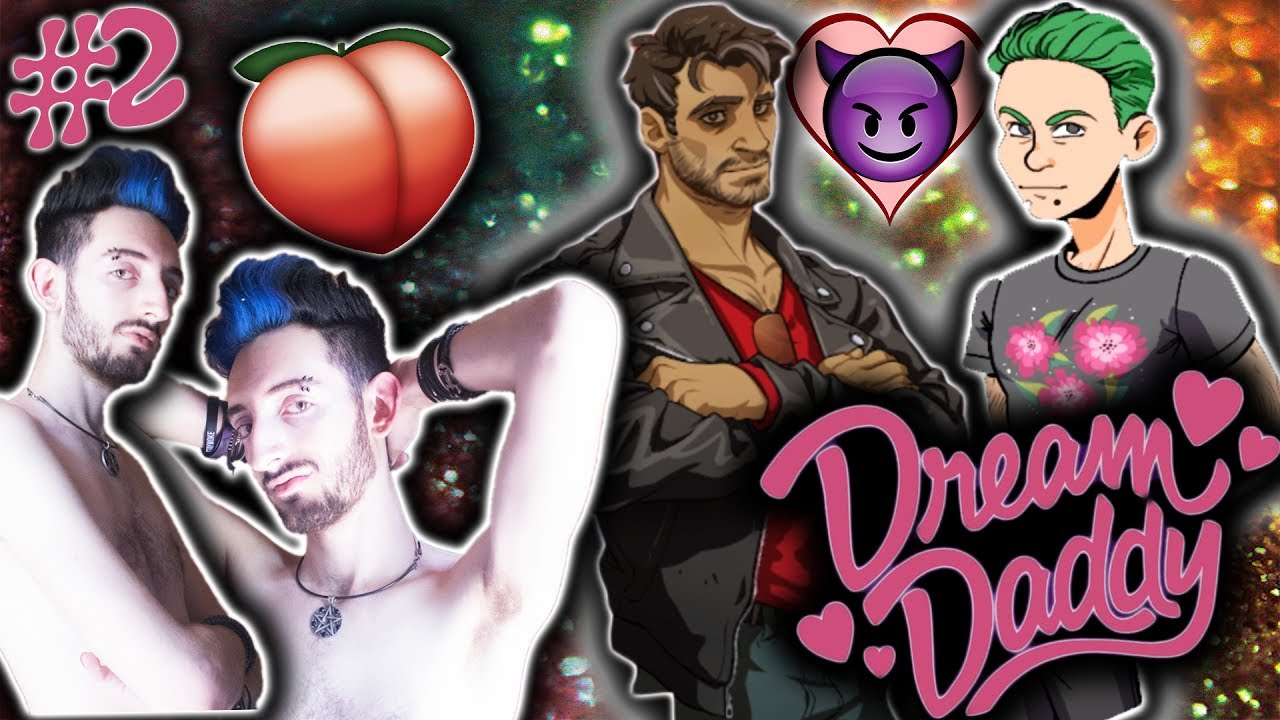Dream daddy: a dad hookup simulator characters to draw