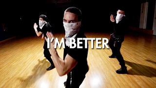 Missy Elliott - I'm Better ft. Lamb (Dance Video) | Mihran Kirakosian Choreography