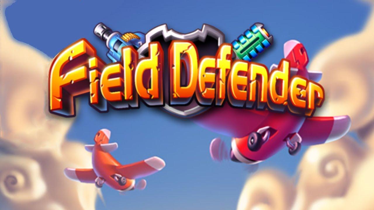 لعبه Field Defender v1.0.5 مهكره جاهزه