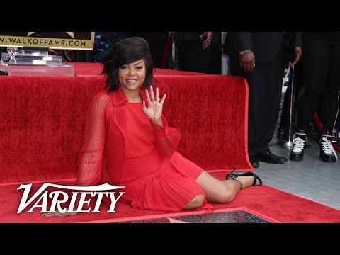 Taraji P. Henson - Hollywood Walk of Fame Ceremony - Live Stream