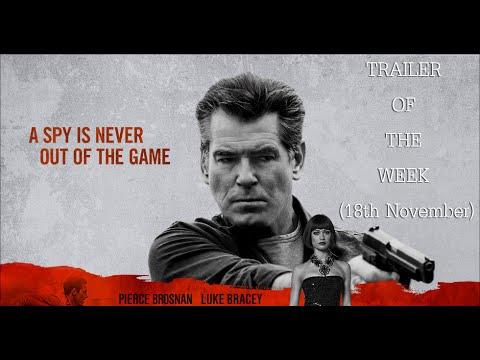 Trailer of the Week: 'The November Man' HD (18th November)