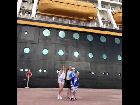 Disney Dream - A Day on Castaway Cay