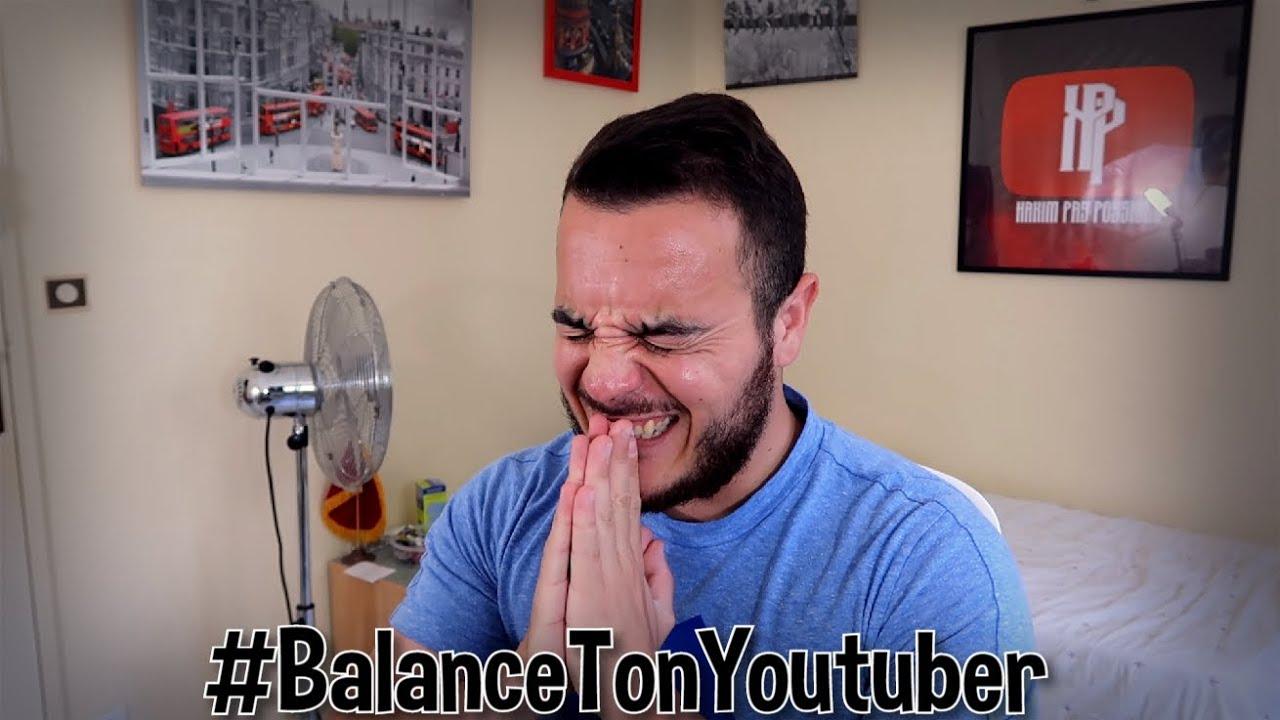 #BalanceTonYoutuber (vidéo prévention)