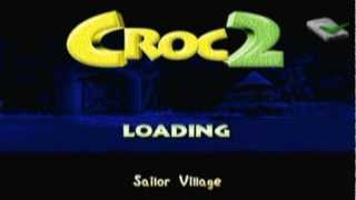 Let's Play Croc 2 Part 2: Game Over!