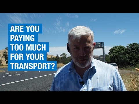 Are you paying too much for your Freight Transport?