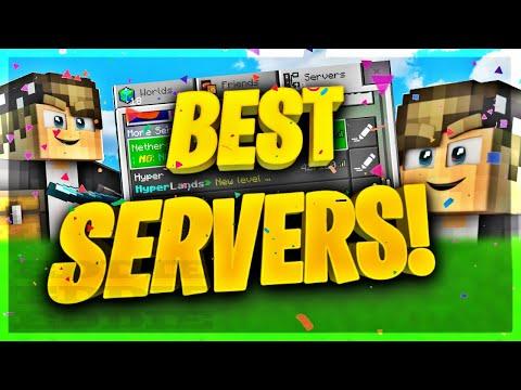 best-servers-for-minecraft-pe-(-mcpe/mcbe-servers-)-server-ip-for-pocket-edition-1.12/1.13/1.14