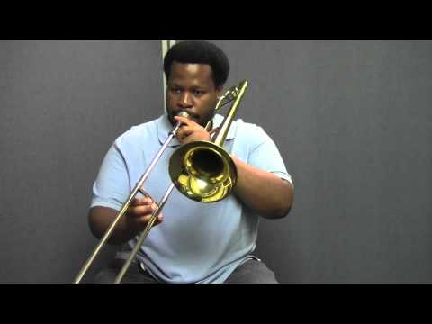 Trombone - Listening to Long Tones