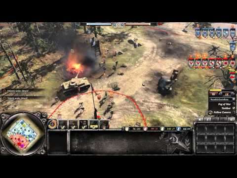 Company of Heroes 2- Republic/TribeErwinRommel