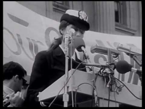 U.S. Soldiers Protest the War in Vietnam, 1968