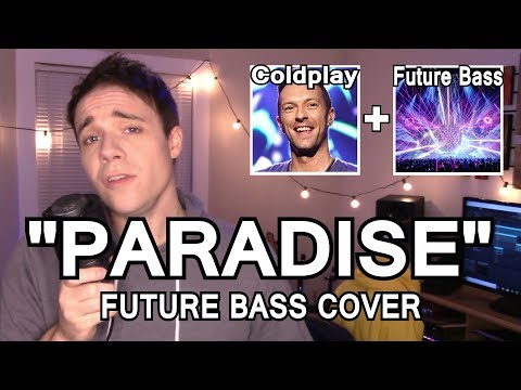 """PARADISE"" Future Bass Cover! (Genre Switching Feat. Baasik)"