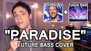 """Gambar cover """"PARADISE"""" Future Bass Cover! (Genre Switching Feat. Baasik)"""