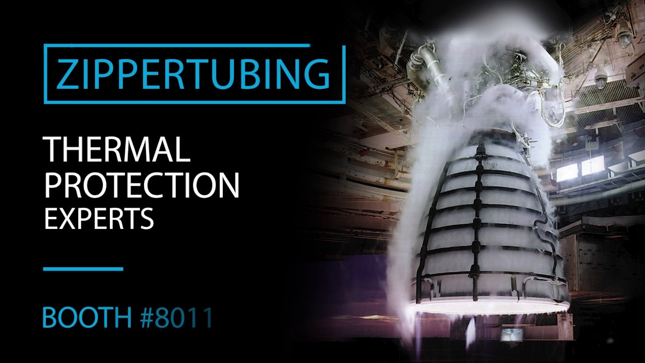 Thermal Protection Experts – 2019 Space Tech Expo