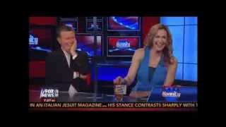 Tamara Holder, Bill Cunningham Argue on Hannity: Farrah Fawcett Wannabe! Get Finger Out of My Face!
