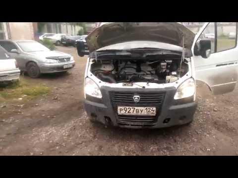 Газель 3302 с двигателем TOYOTA 2JZ-GE