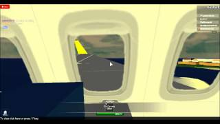 godd landing with germanwings TNCM roblox