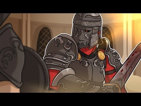 For Honor | ARE YOU NOT ENTERTAINED?! (Centurion is a Dominion MONSTER!)
