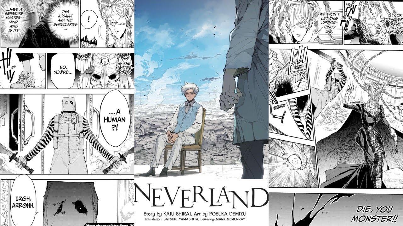 The Promised Neverland - Volume 17 - Manga Review - YouTube