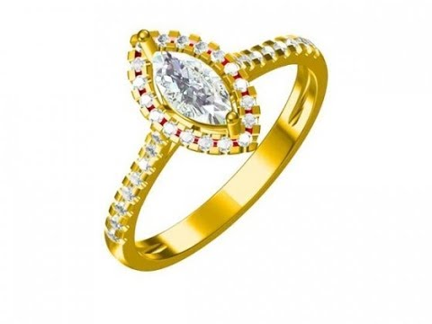 Gemstone Jewellery Rings Models gold rings with stones new