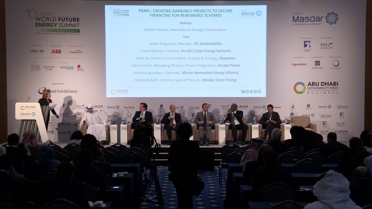 Innovative financing for renewable energy projects in ...