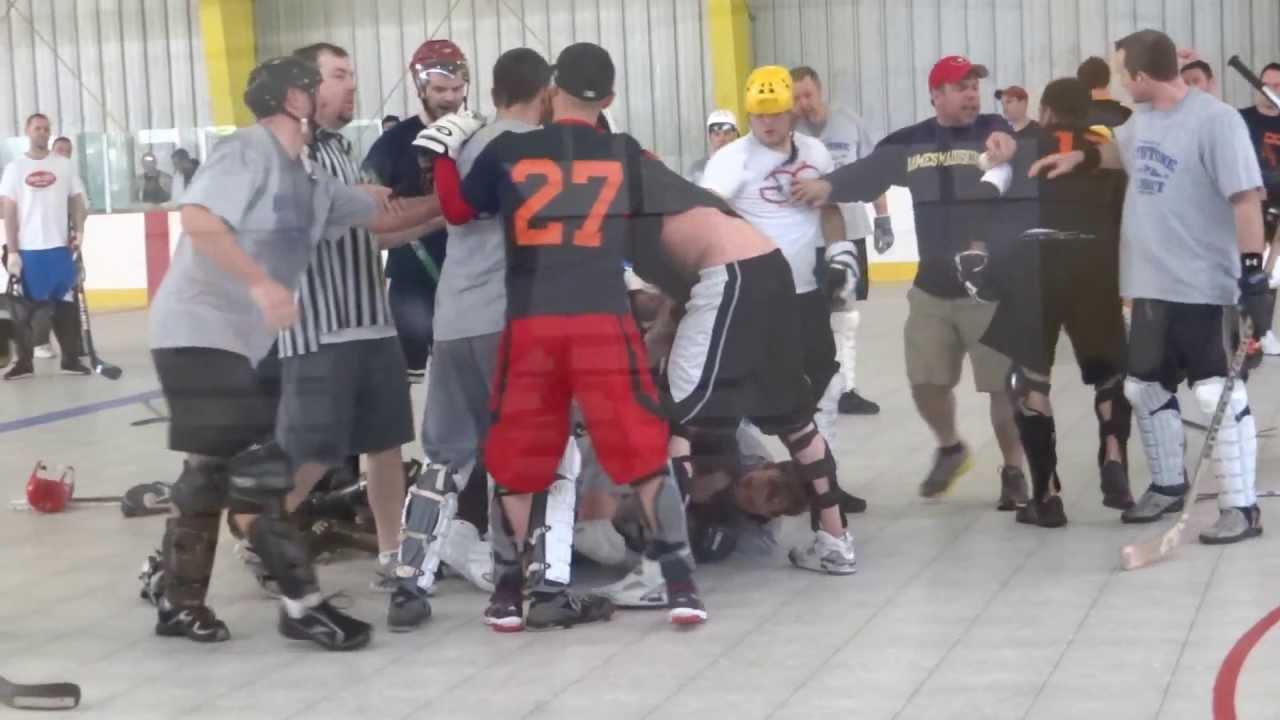 Pittsburgh Dek Hockey Tournament Phantoms Vs Bills Postgame