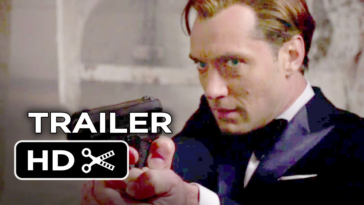 Spy TRAILER 1 (2015) -... Jude Law Movies