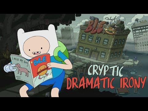 """Ble and Its Relation to Finn's Unconscious (Adventure Time """"Blenanas"""" Analysis)"""