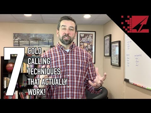 How to Cold Call Sales Leads – 7 Cold Calling Tips That Work (2019)
