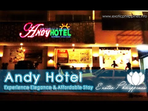 Andy Hotel Mandaue City Cebu - Exotic Philippines Featured Business