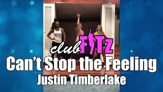 Dancing at Ellen's studio with the Fitness Marshall! Can't Stop the Feeling by Justin Timberlake