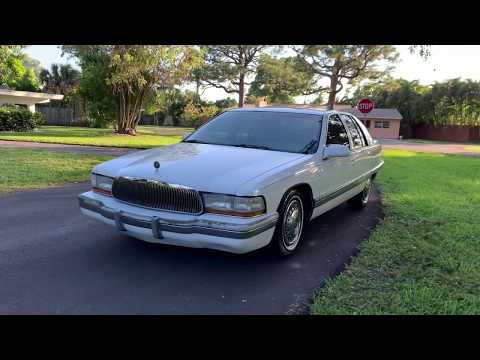 Clean 1996 Buick Roadmaster Limited Collectors 104k Walk Around And Test Drive By Anthony