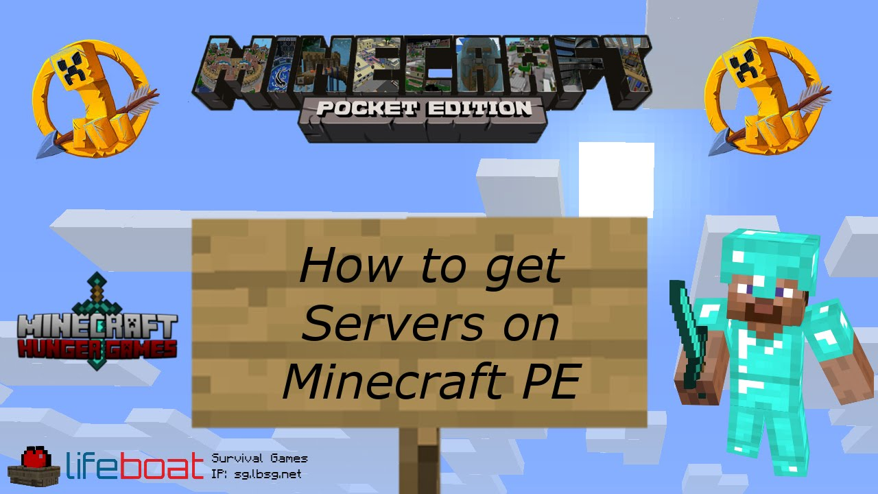 minecraft hunger games server free to play