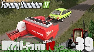 "Farming Simulator 17 Mini-Farm #39 - ""Prasa od Niemca"""