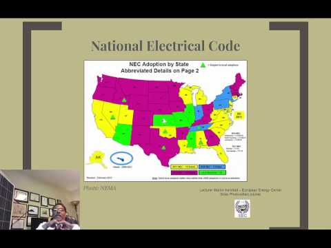 Latest Trends in the US Solar Energy Industry: Part 1 - Intro to Training Course in Washington