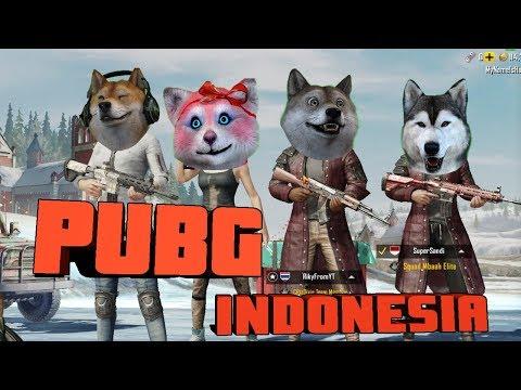 PUBG MOBILE INDONESIA - KARMA ANJ!NG SQUAD
