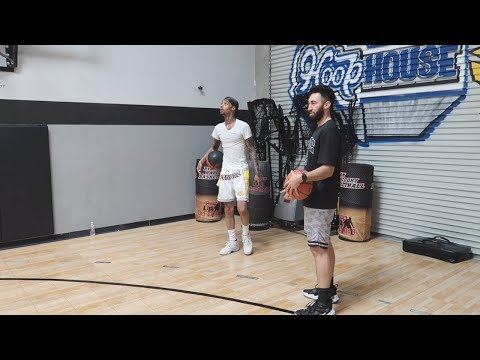 Hired An NBA Trainer For June...