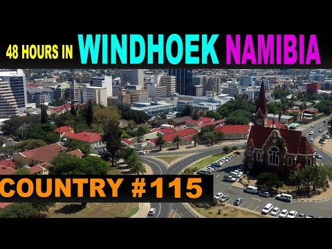 A Tourist's Guide to Windhoek, Namibia
