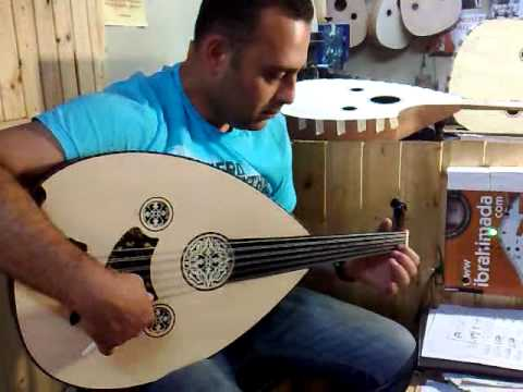 My new ouds- 3 - Luthier İbrahim Ada