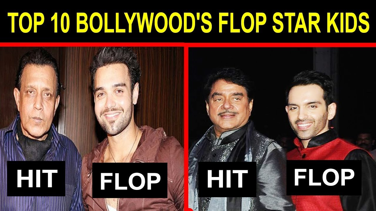 Download Top 12 Super Flop Star Kids Bollywood Refuse To Welcome