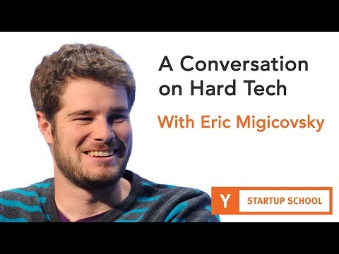 A Conversation on Hard Tech with Eric Migicovsky