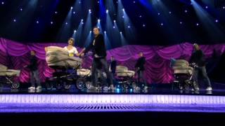 Eurovision 2013 Final: Petra Mede  - About Sweden (Interval Act) [FULL]
