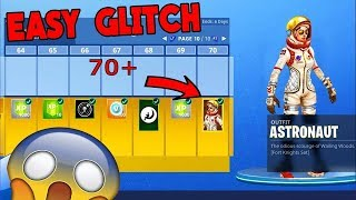 FORTNITE SEASON 3 TIER GLITCH! 70+ Levels!
