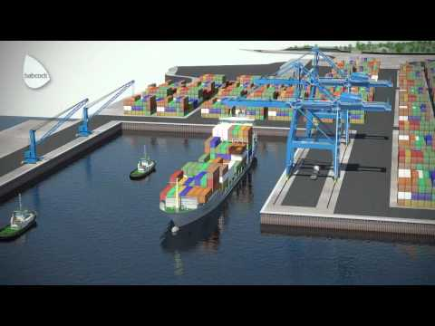 Rosyth International Container Terminal
