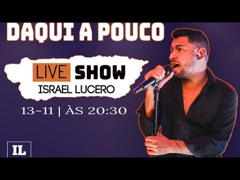 Live Show Israel Lucero - Solidária Victor Salvatore