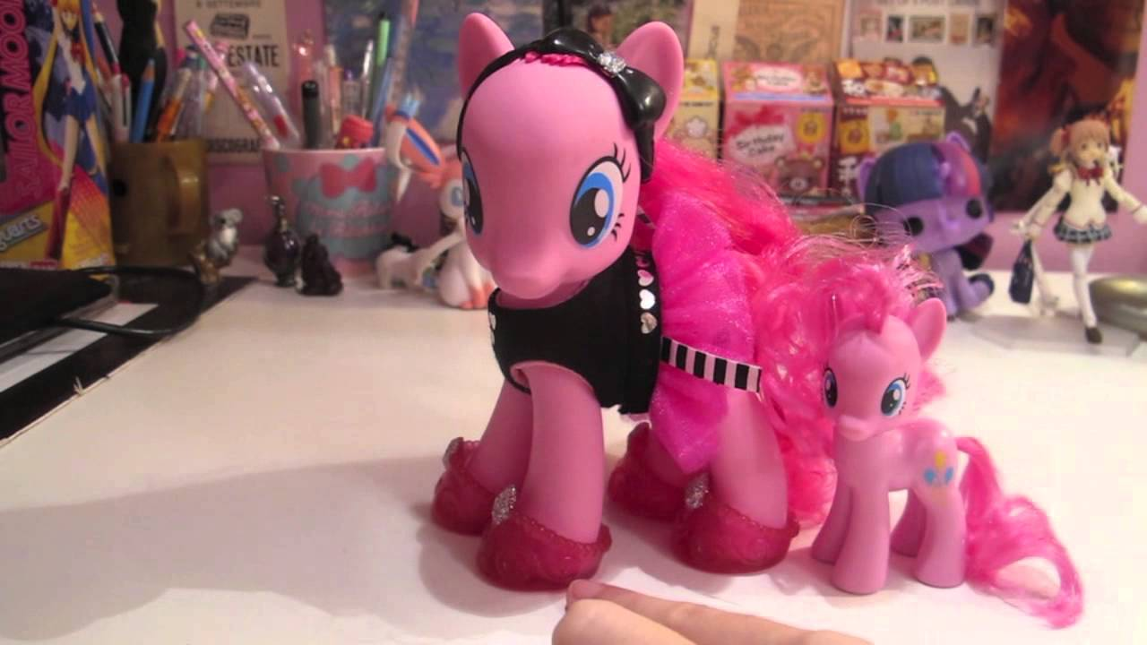Fashion Style Pinkie From Pinkie Pie 39 S Boutique My
